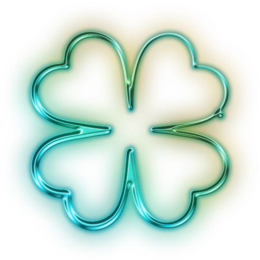 Neon Flower Png Transparent Neon Flower Images