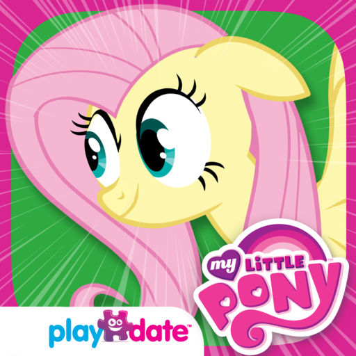 My Little Pony Fluttershy's Famous Stare App Bewertung