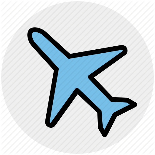 Aircraft, Airplane, Flying, Plane, Travel Icon