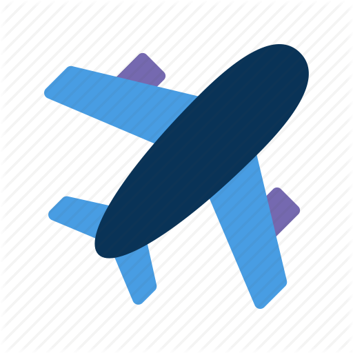 Airplane, Airport, Fly, Flying, Plane Icon