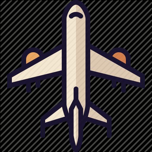 Flight, Flying, Plane, Up Icon