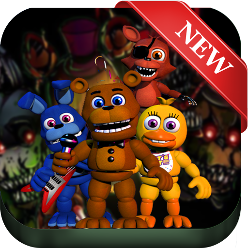 Fnaf World Icon at GetDrawings com | Free Fnaf World Icon images of