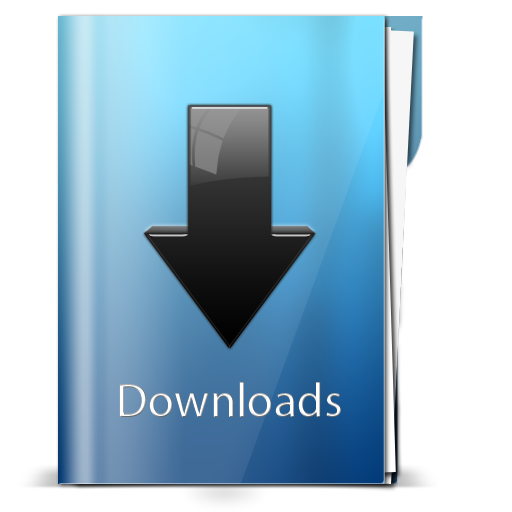 Free Software Folder Icon Images