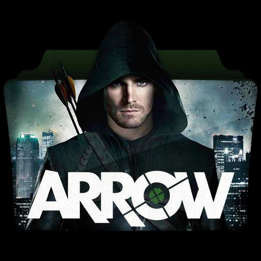 Arrow, X, Folder Icon Free Of Tv Series Folder Pack Icons
