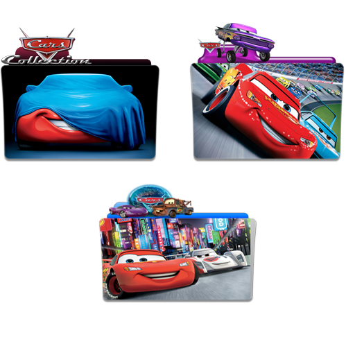 Cars Folder Icon Pack