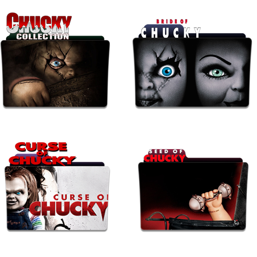 Chucky Folder Icon Pack