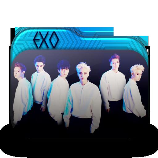 Exo Folder Icon Pack