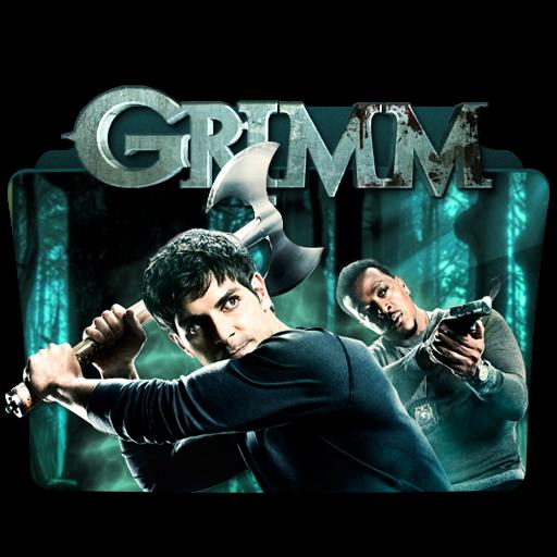 Grimm Icon Tv Series Folder Pack Iconset Filmed
