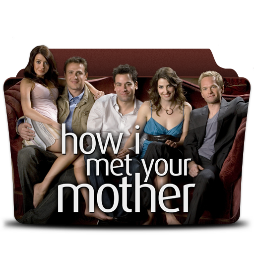 How, I, Met, Your, Mother, X, Folder Icon Free Of Tv Series Folder