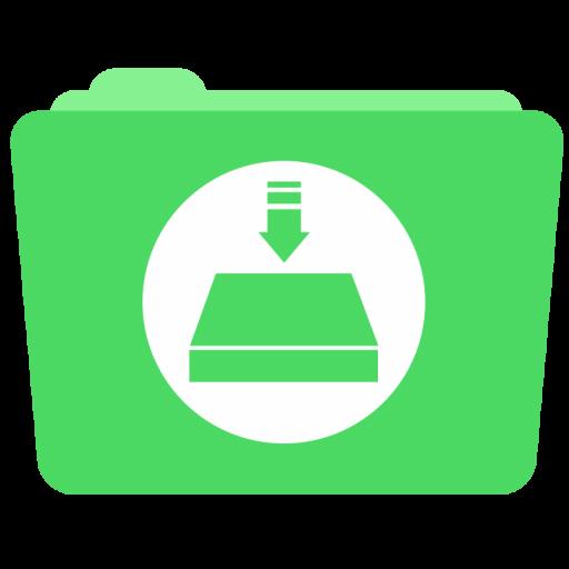 Folder Server Icon Style Megapack Iconset Hamza Saleem