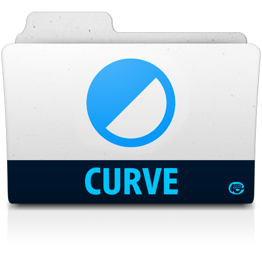 Curve Folder Icon Free Download As Png And Formats