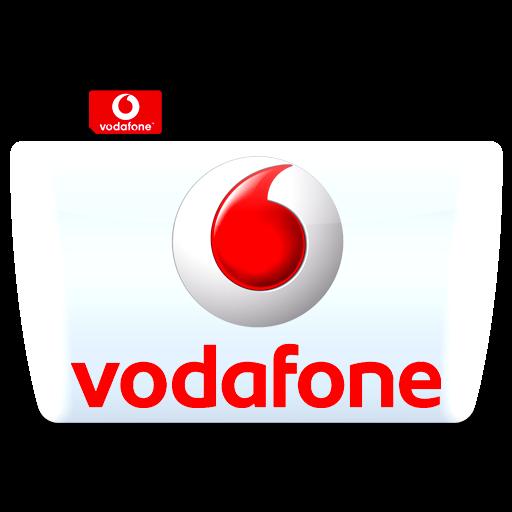 Vodafone, Folder, Icon Free Of Colorflow Icons
