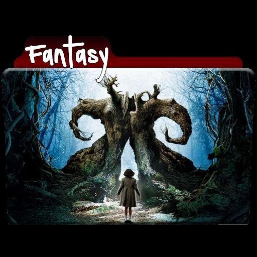 Fantasy Folder Icon