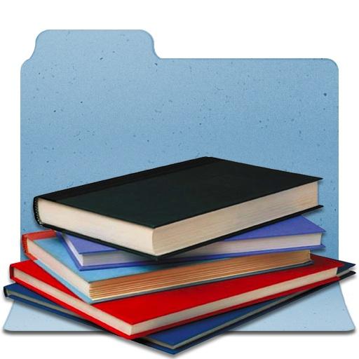 Windows Folder Icons Books