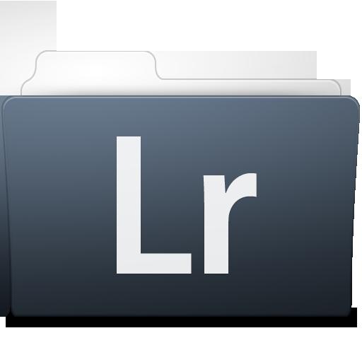 Adobe Lightroom Folder Icon