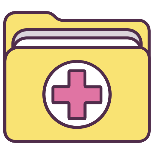 Medical, Archive, Folder Icon Free Of Medicine Icons