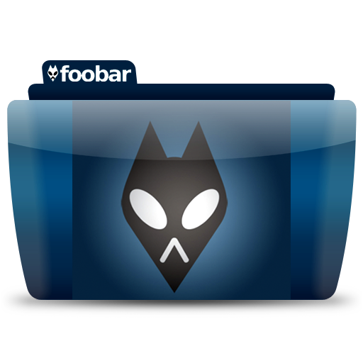 Foobar, Folder, Icon Free Of Colorflow Icons