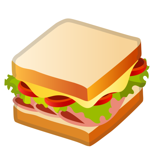 Sandwich Icon Noto Emoji Food Drink Iconset Google