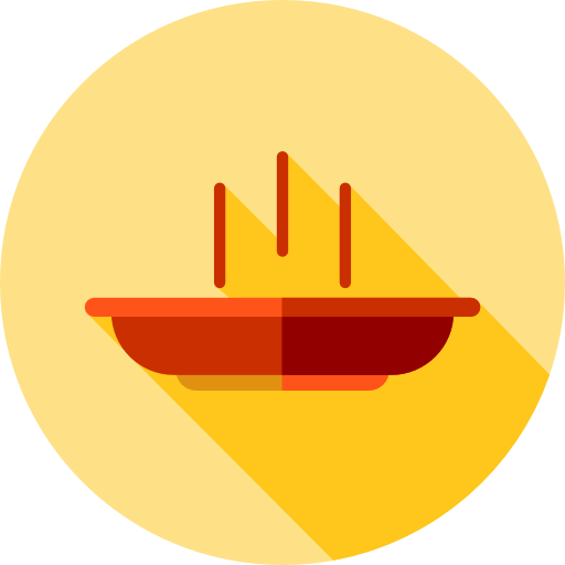 Bowls, Food And Restaurant, Food, Soup, Hot Drink, Healthy Food Icon