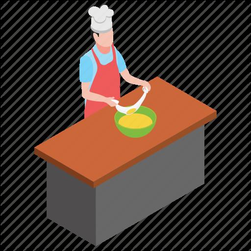Food Court, Food Making, Food Preparation, Professional Chef