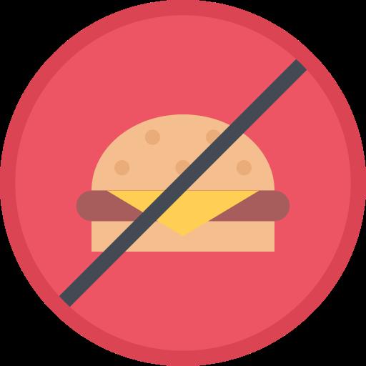 Junk Food Burger Png Icon