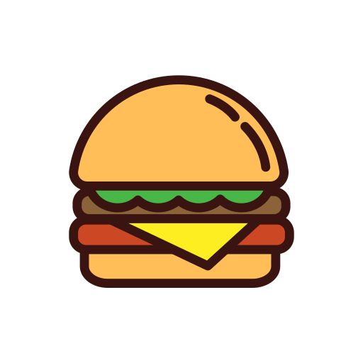 Fast, Foods, Burger, Food Icon Free Of Fast Food