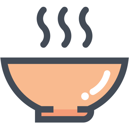 Bowl, Food, Food Bowl, Hot Food, Hotsoup, Soup Icon