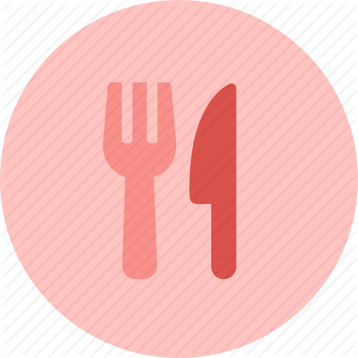 Eat, Food, Fork, Knife, Restaurant, Utensil Icon
