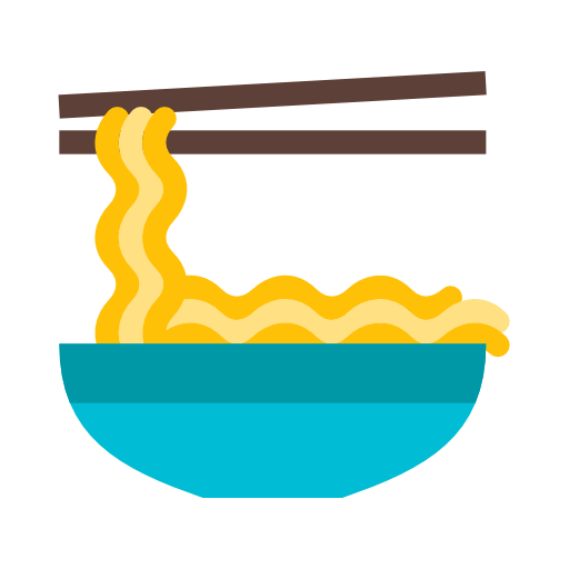 Noodles, Food Icon Free Of Colored Food Drink Icons