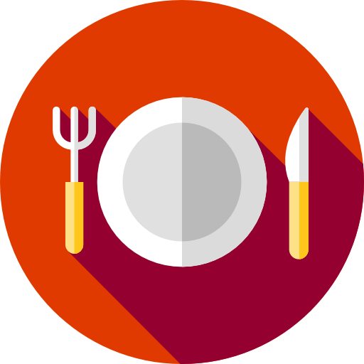 Food And Restaurant, Restaurant, Dish, Cutlery, Tools And Utensils