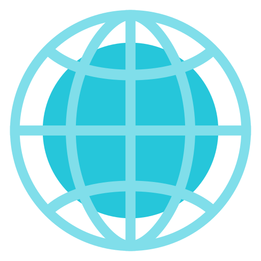 Internet, Global, Connection, Globe, Network Icon Free Of Internet