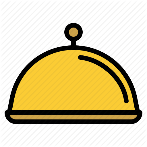 Cover, Food, Plate, Restaurant Icon