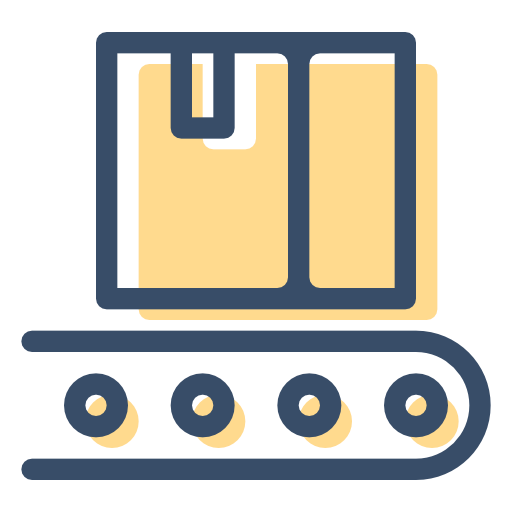 Processing, Product, Logistics Icon Free Of Checkout Delivery Icons