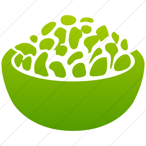 Simple Green Gradient Ocha Humanitarians Food Nfi Rice Icon