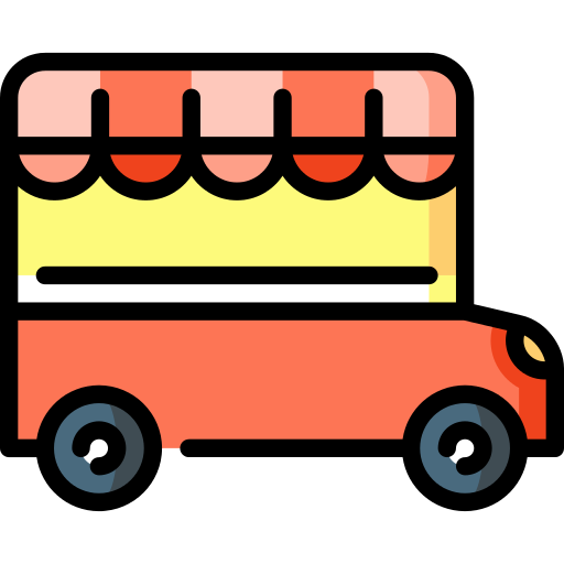 Food Truck Png Icon