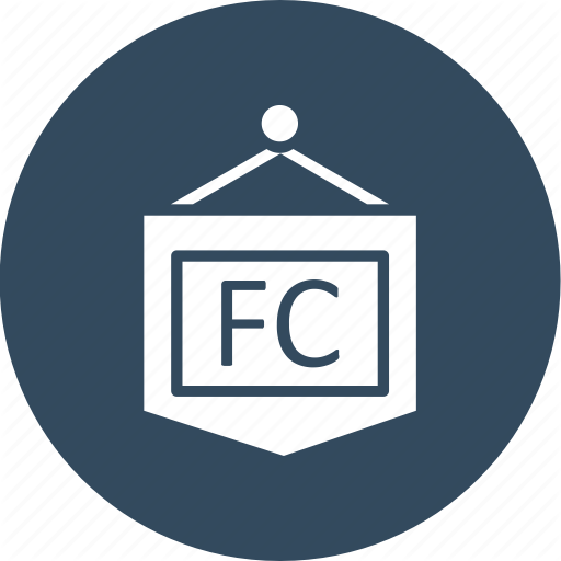 Football Club, Hanging, Info, Information Icon