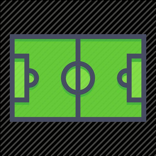 Field, Football, Ground, Soccer, Stadium Icon