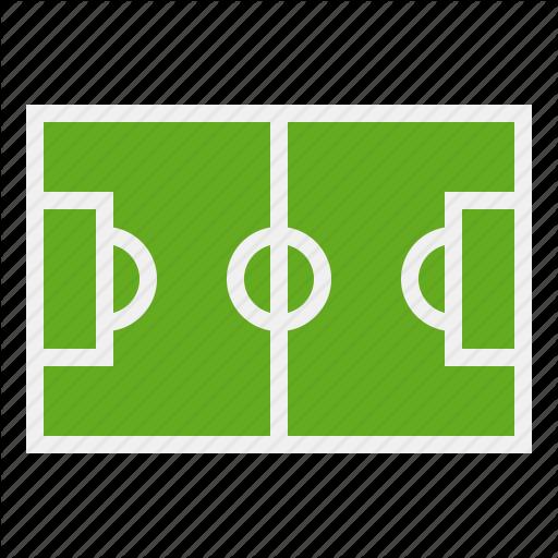 Field, Football Field, Soccer, Soccer Field Icon