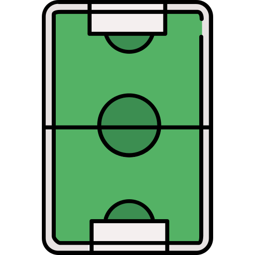 Football Field Soccer Field Png Icon