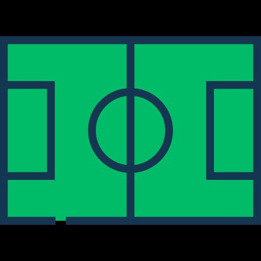 Game, Soccer, Match, Stadium, Sports, Grass, Football Field Icon