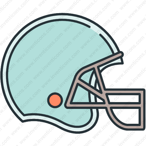 Download Sports,american,football,helmet Icon Inventicons