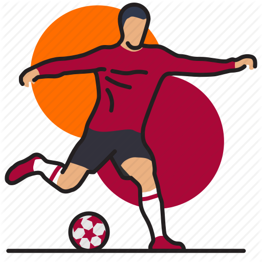 Ball, Football, Game, Goal, Kick, League, Sport Icon
