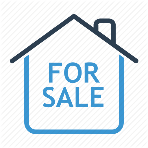 House Loan, Property, Sale, Sell Home Icon