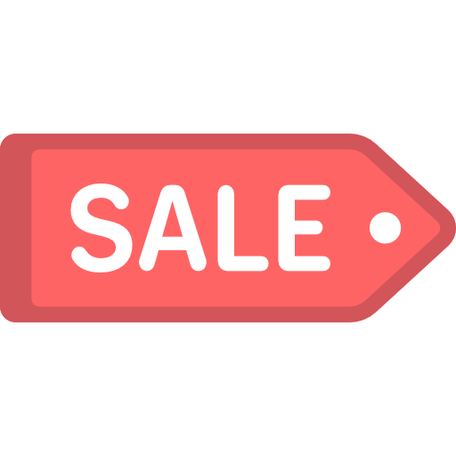 Sign, Label, Tag, Commerce, Sale, Commerce And Shopping Icon