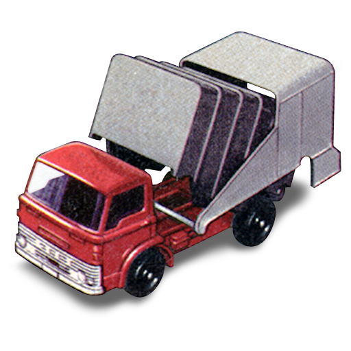 Ford Refuse Truck Icon