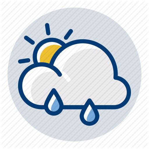 Cloud, Rain, Rainy, Weather, Weather Forecast Icon