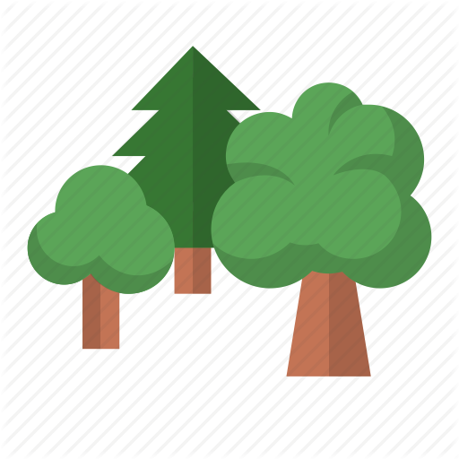 Forest, Nature, Park, Tree, Trees Icon