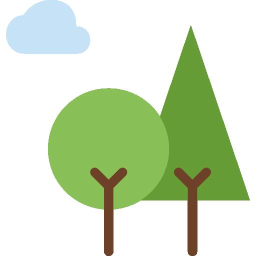 Forest Icon Outdoors Set Smashicons