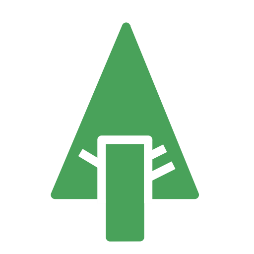 Tree, Nature, Forest, Brand Icon Free Of Brands Flat