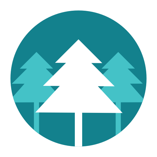 Citycons, Forest, Trees Icon
